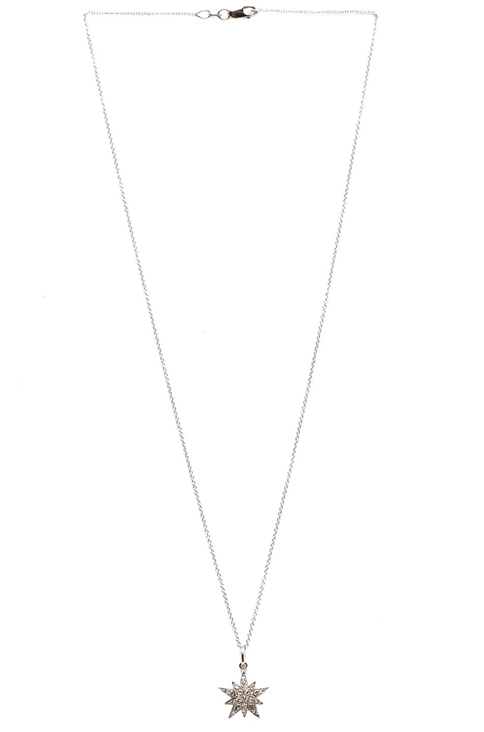Image 2 of Ileana Makri Centaurus Pendant Necklace in Silver