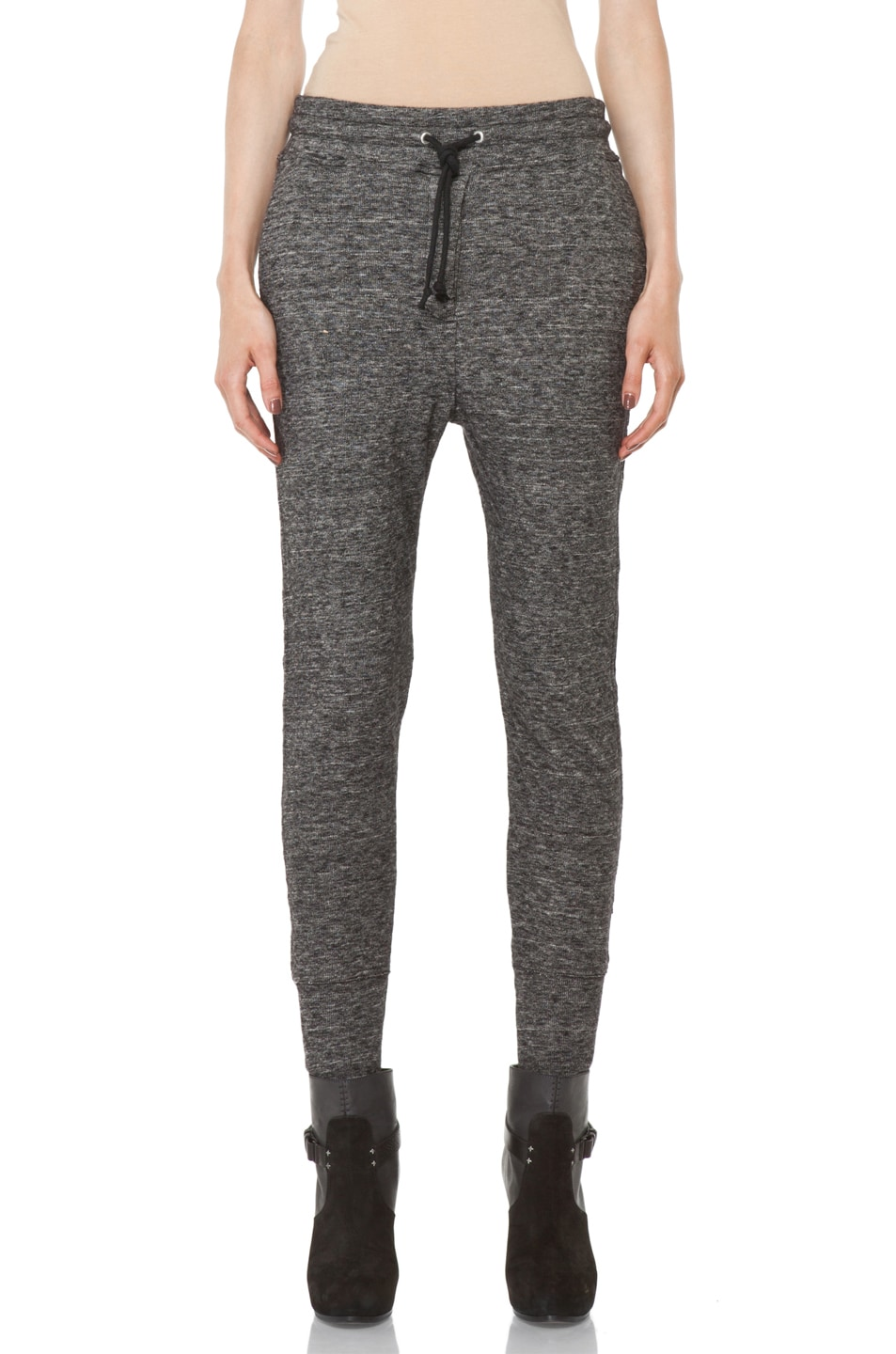 Image 1 of IRO Abia Pant in Anthracite