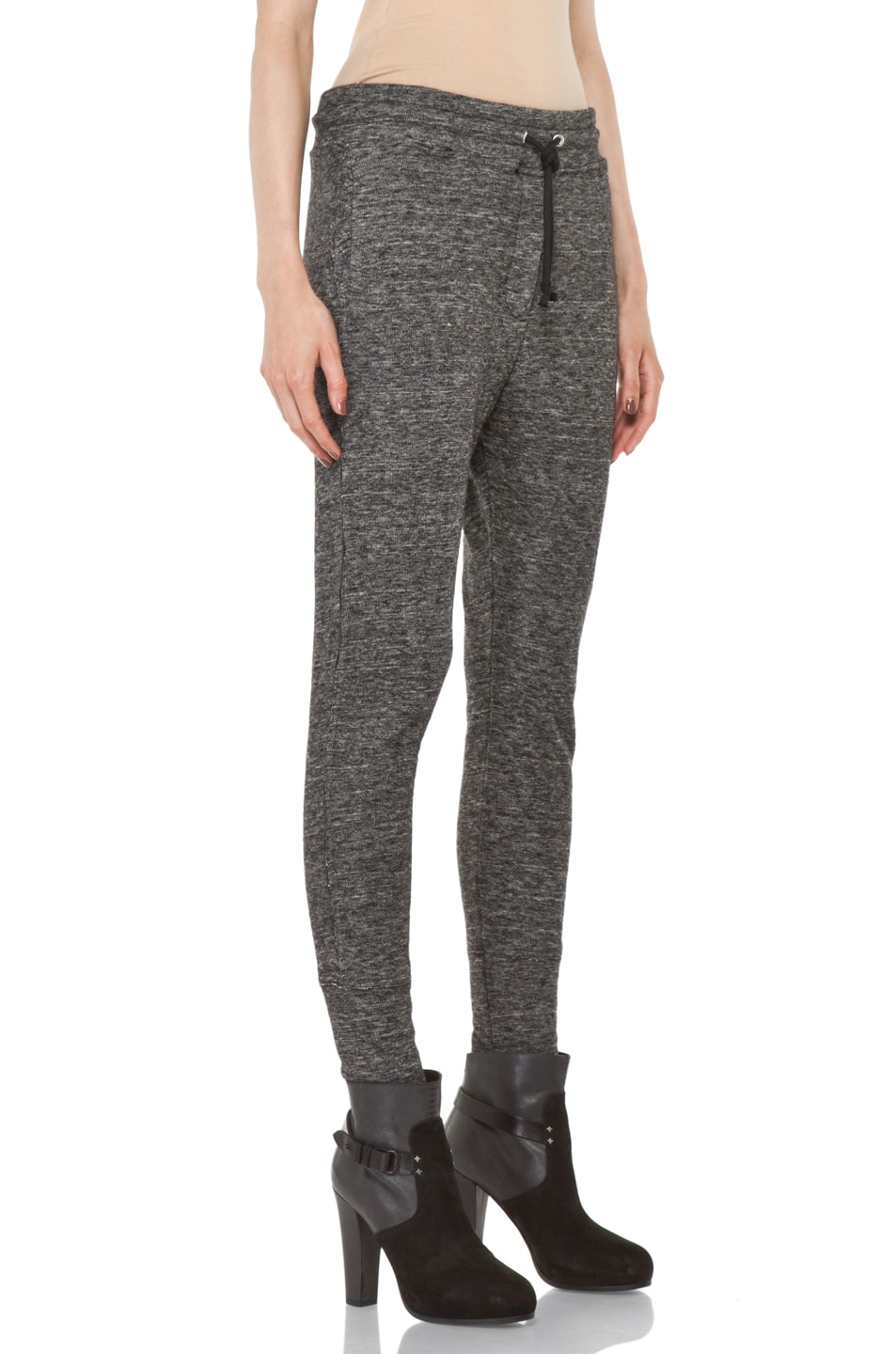Image 3 of IRO Abia Pant in Anthracite