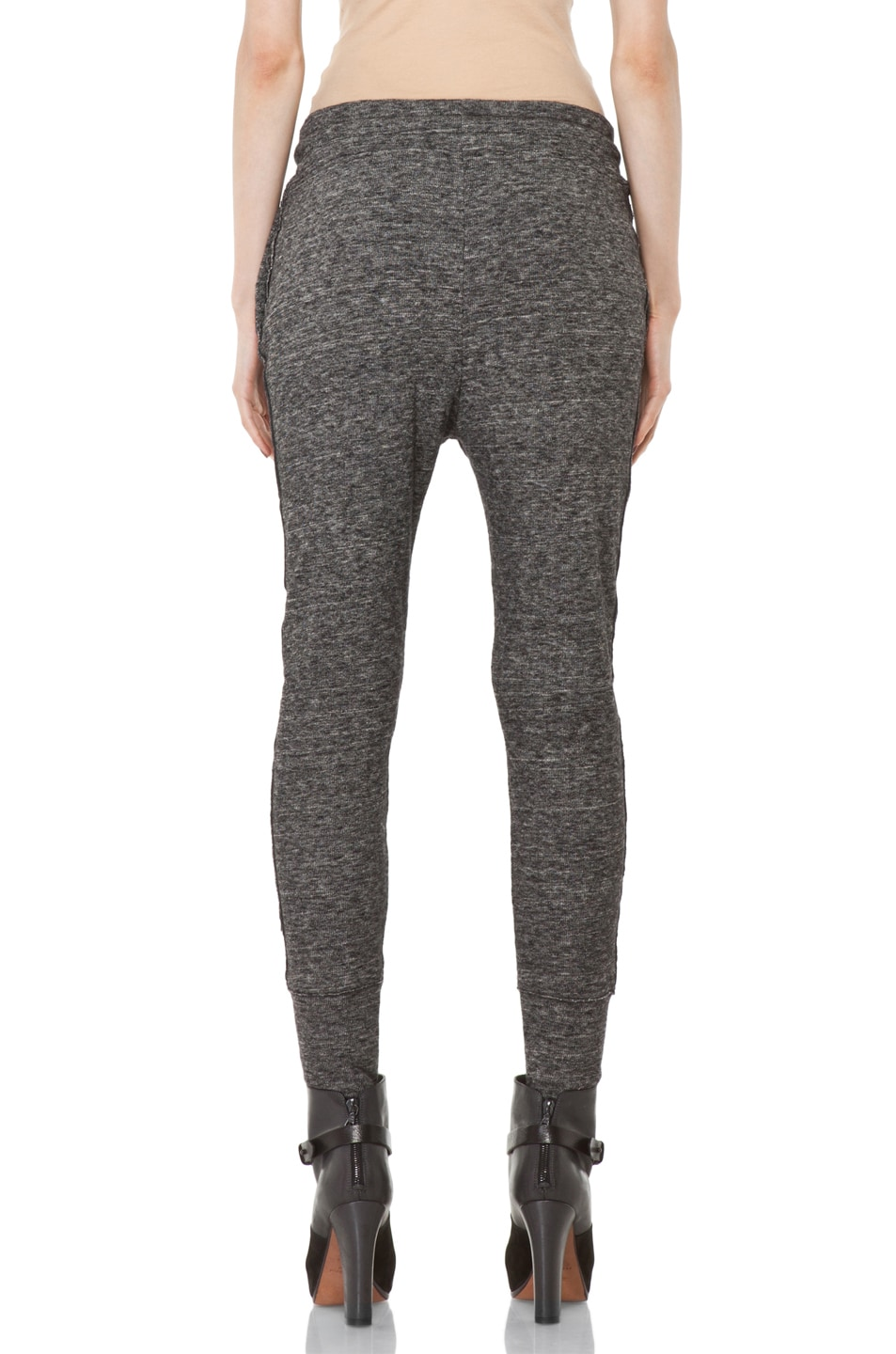 Image 4 of IRO Abia Pant in Anthracite