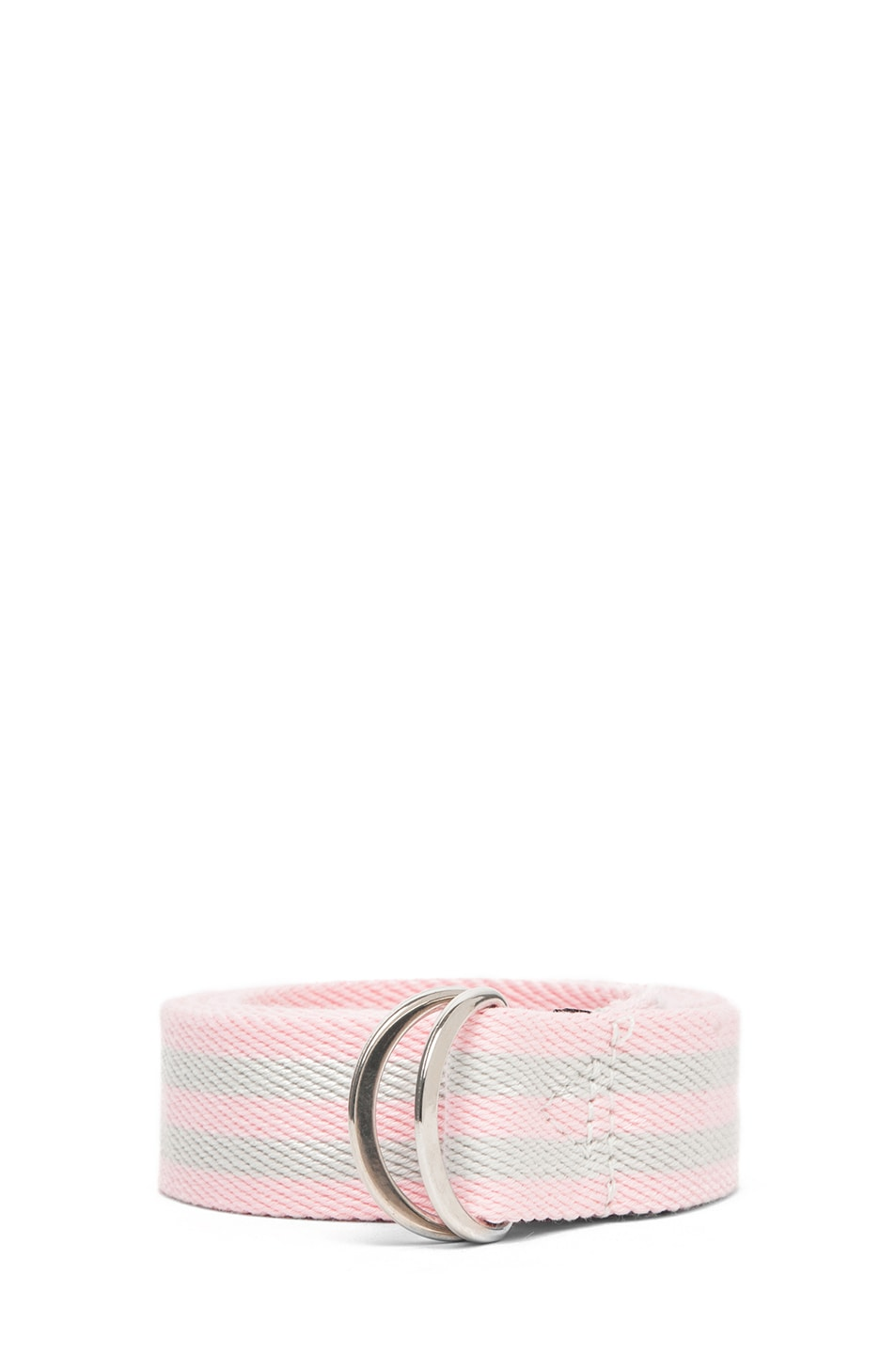 Image 1 of Isabel Marant Cadwell Stripe Belt in Rose