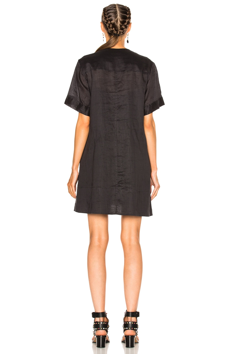 Image 4 of Isabel Marant Ariana Dress in Black