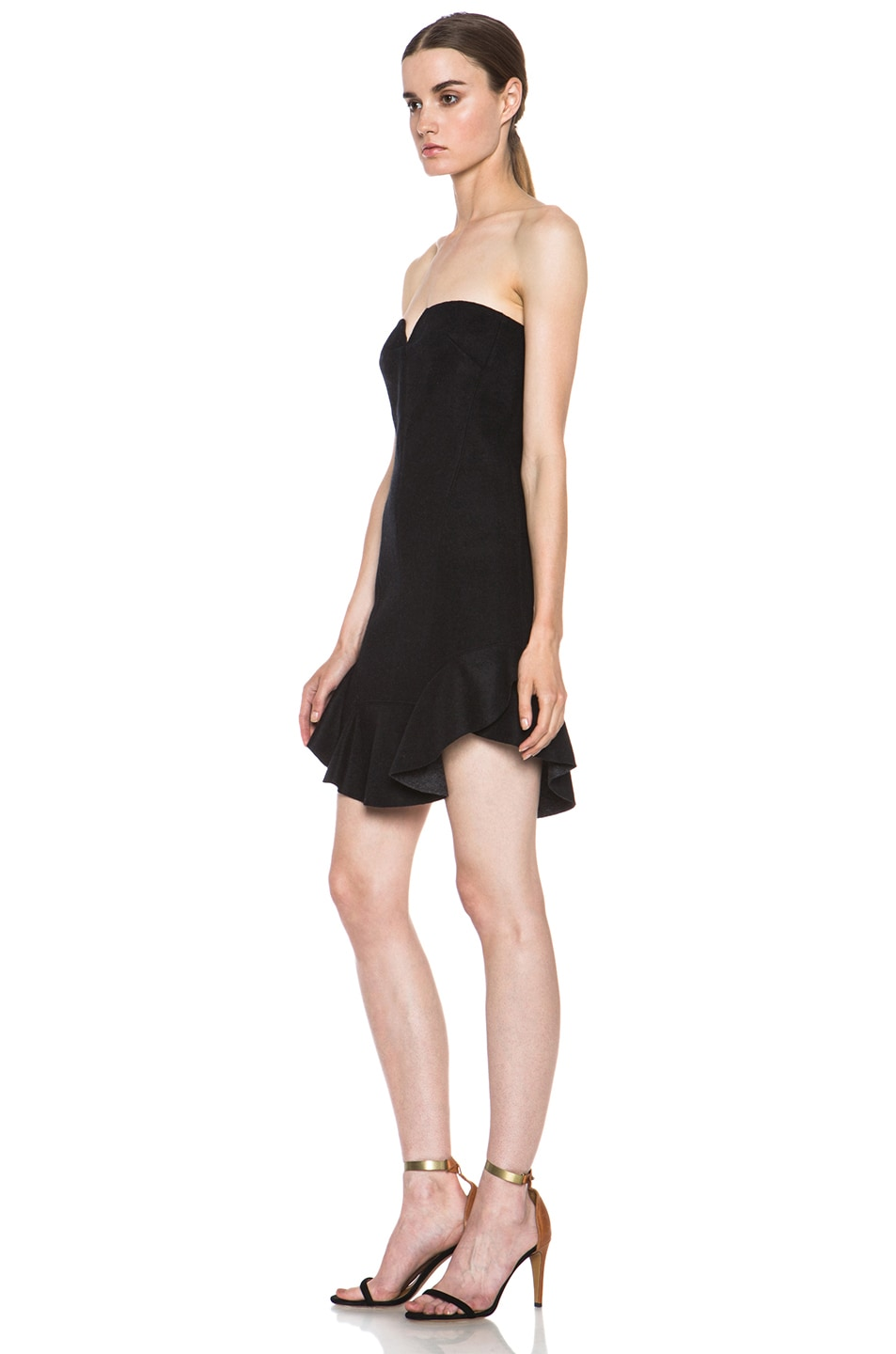 Image 2 of Isabel Marant Ferial Dress in Black