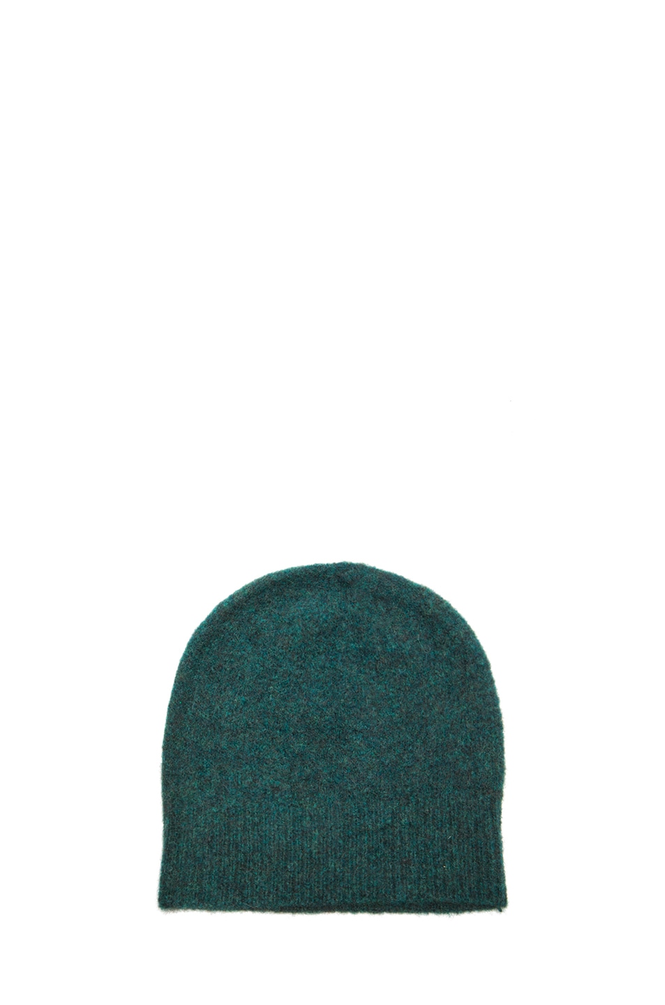 Image 1 of Isabel Marant Agathe Beanie in Bottle Green