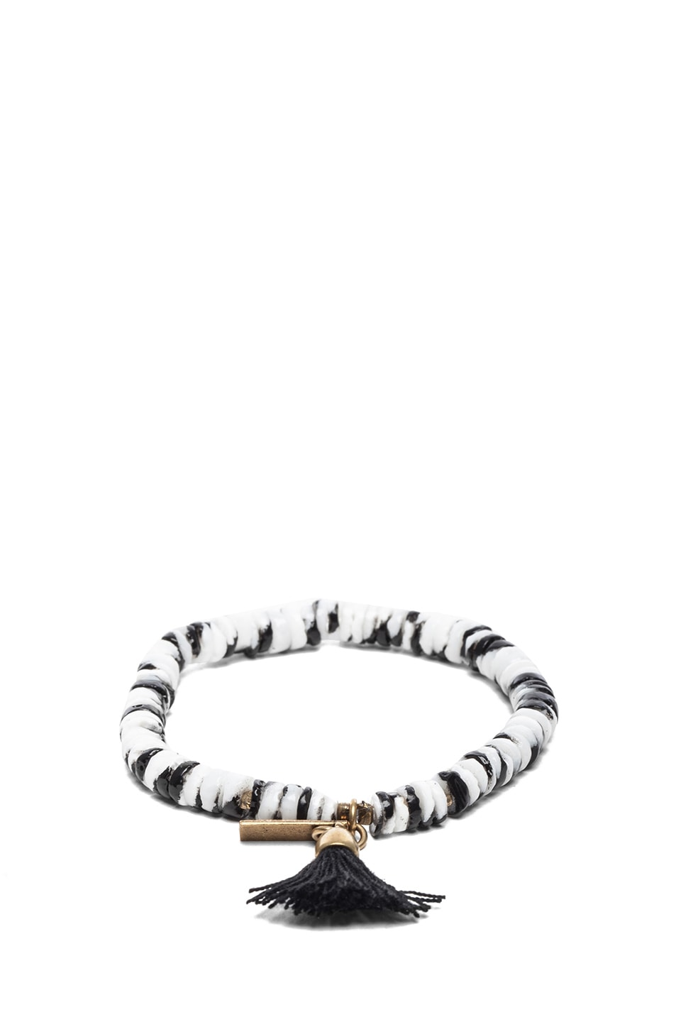 Image 1 of Isabel Marant Fuji Bracelet in Black