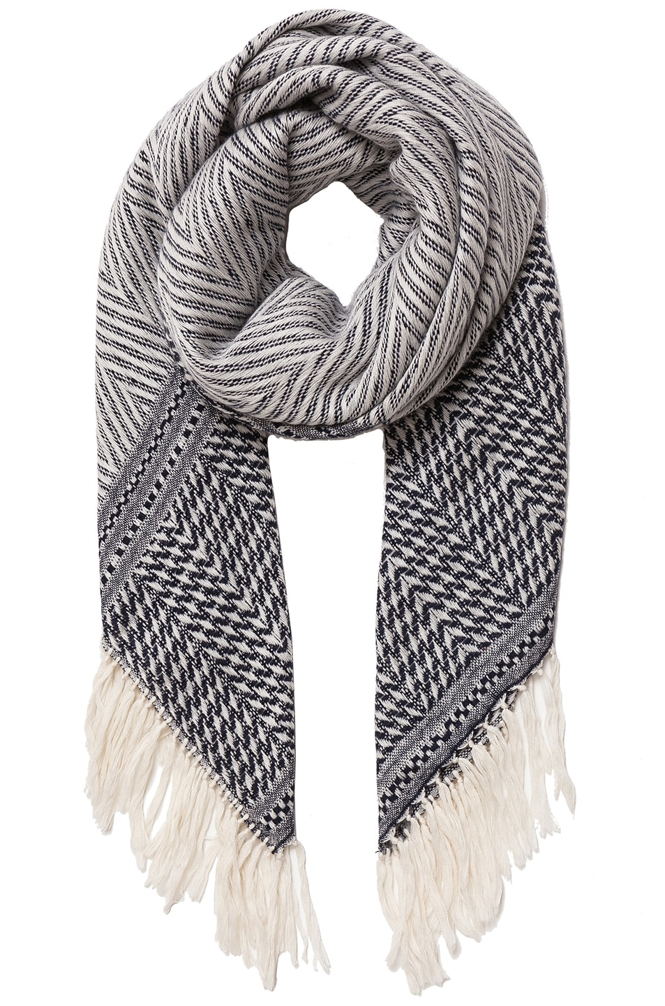 Image 1 of Isabel Marant Clemence Scarf in Midnight
