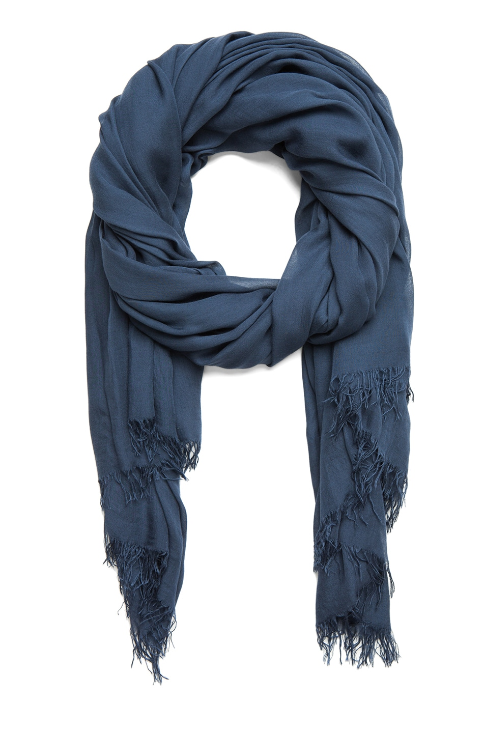Image 1 of Isabel Marant Jepson Smoothie Chic Scarf in Marine