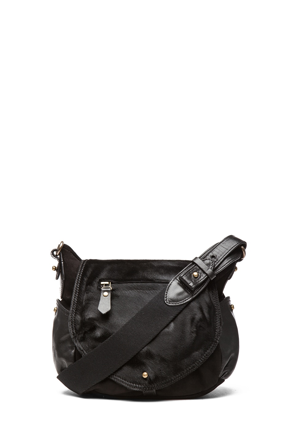 Image 1 of Isabel Marant Utkin Crossbody in Black