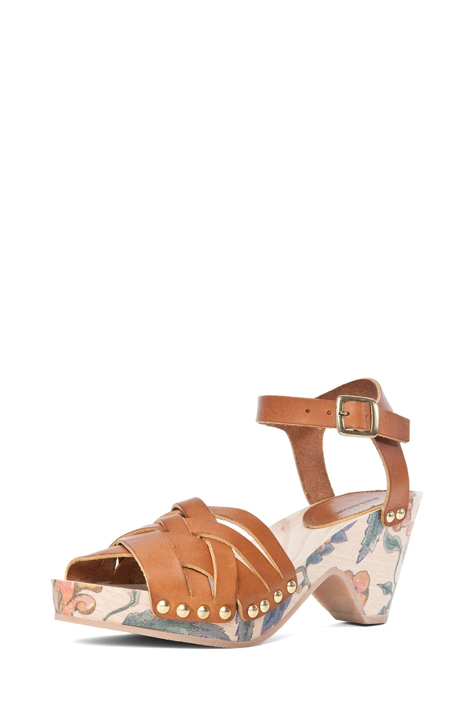 Image 2 of Isabel Marant Silway Sandal in Henna