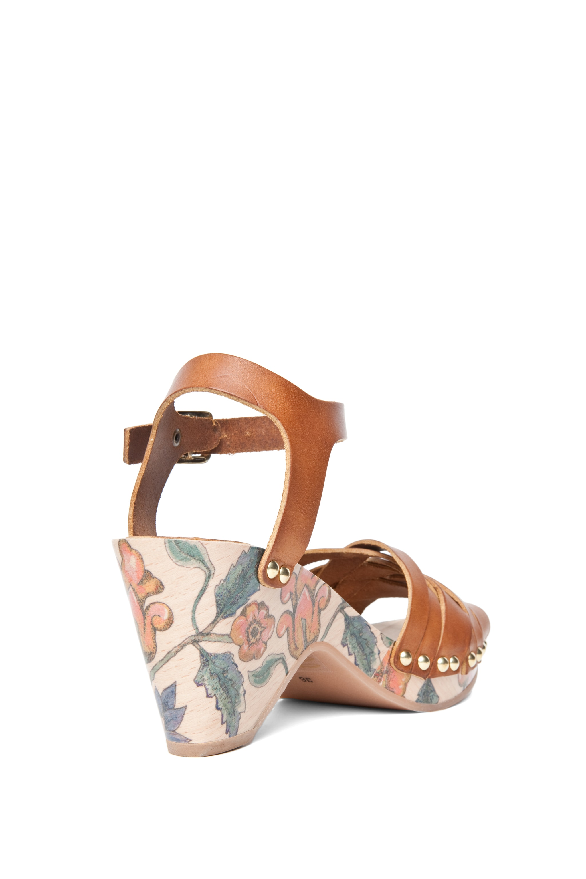 Image 3 of Isabel Marant Silway Sandal in Henna