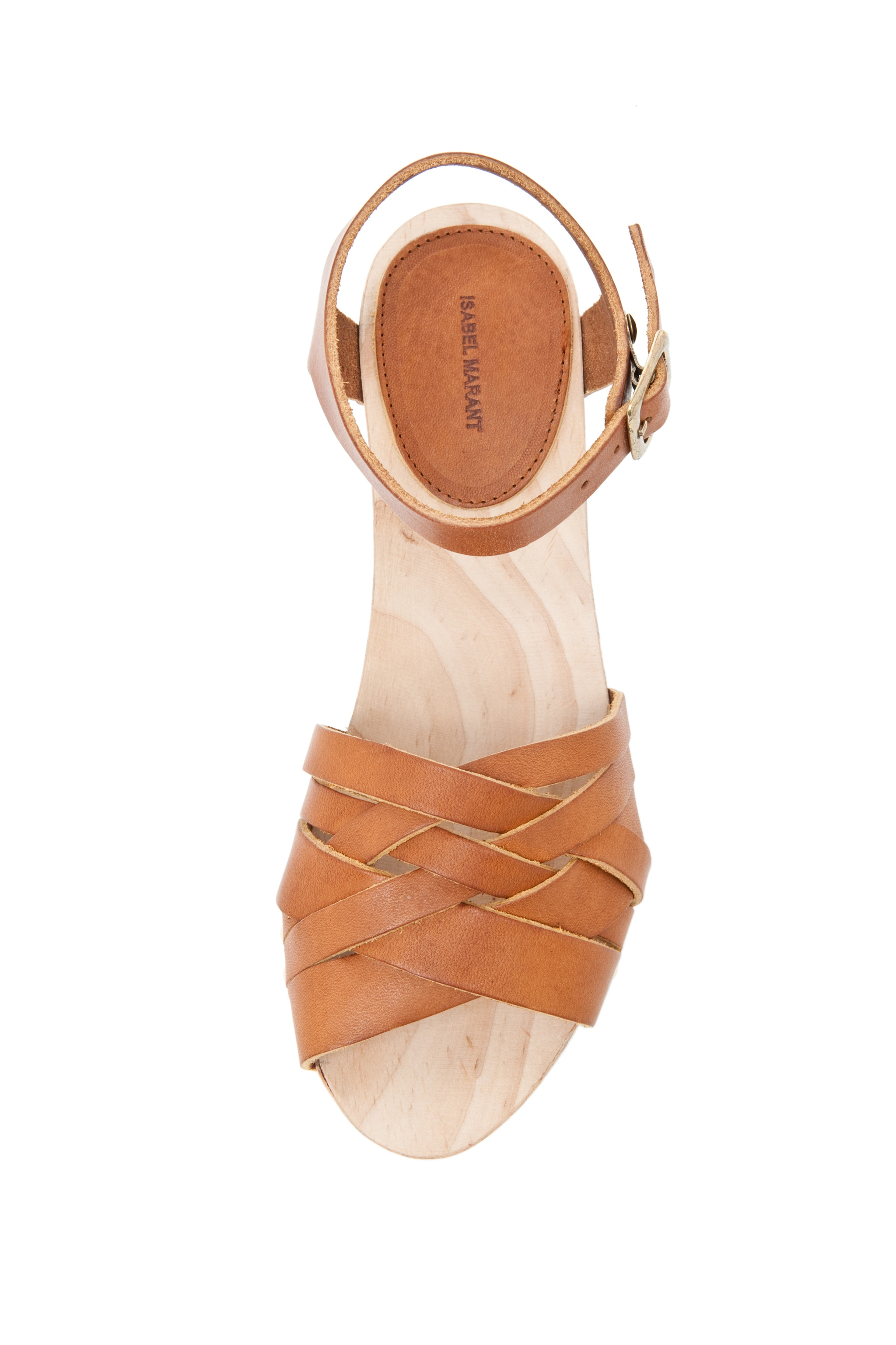 Image 4 of Isabel Marant Silway Sandal in Henna