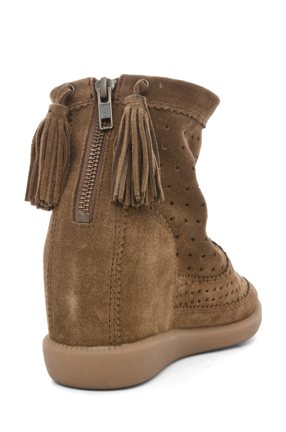 Image 3 of Isabel Marant Basley Boot in Camel