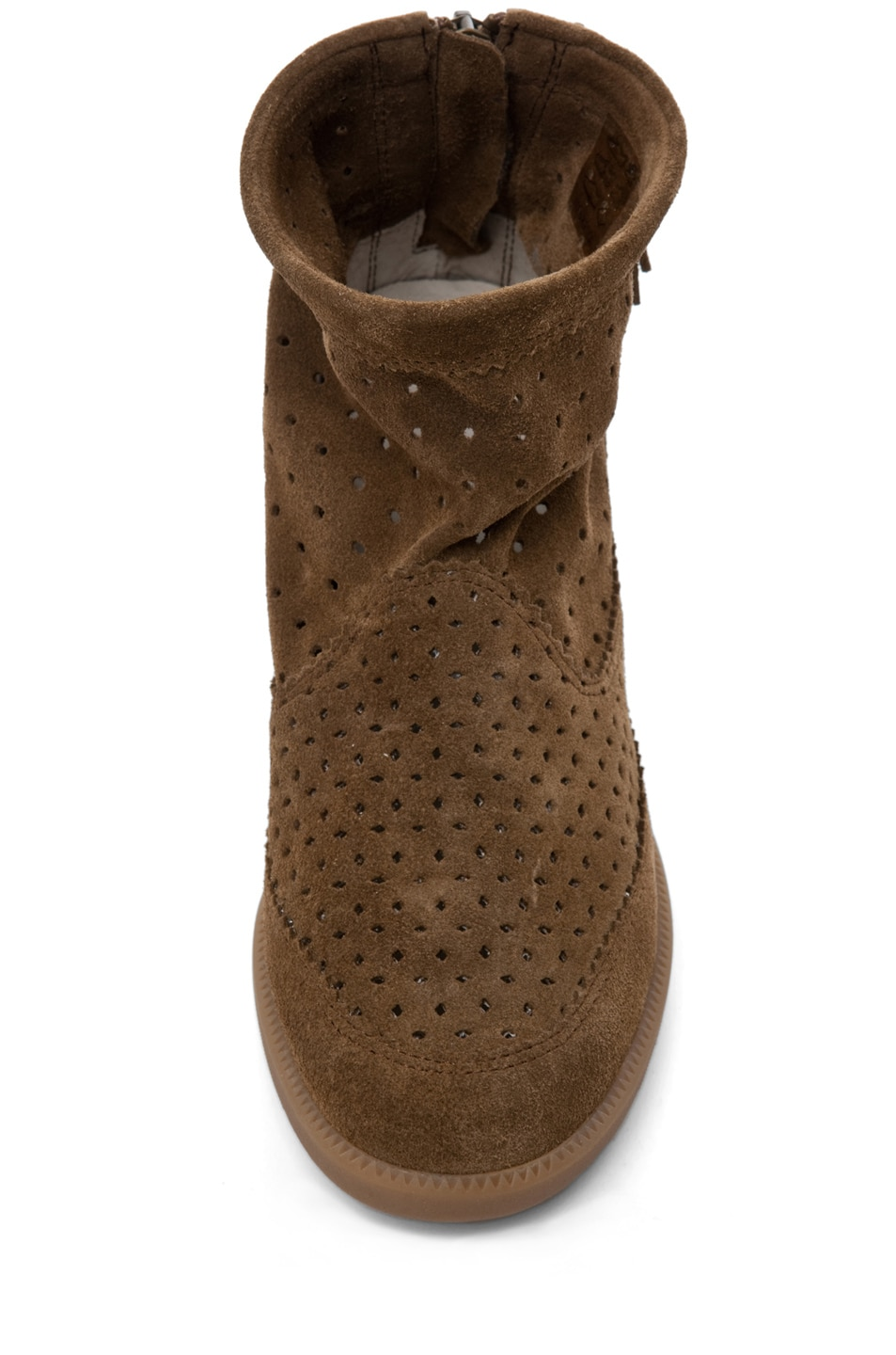 Image 4 of Isabel Marant Basley Boot in Camel