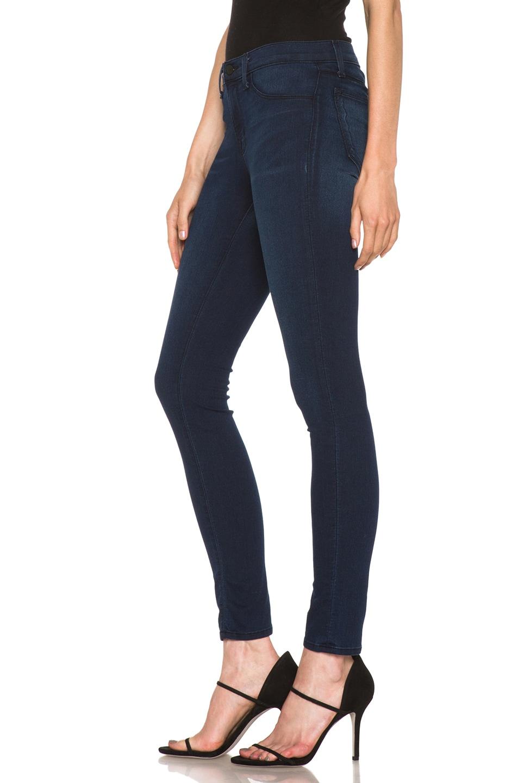 Image 2 of J Brand Mid-Rise Skinny Jean Legging in Brighton