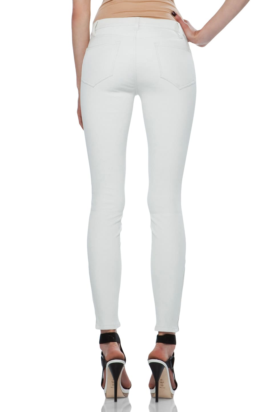 Find white leather pants for women at ShopStyle. Shop the latest collection of white leather pants for women from the most popular stores - all in one.