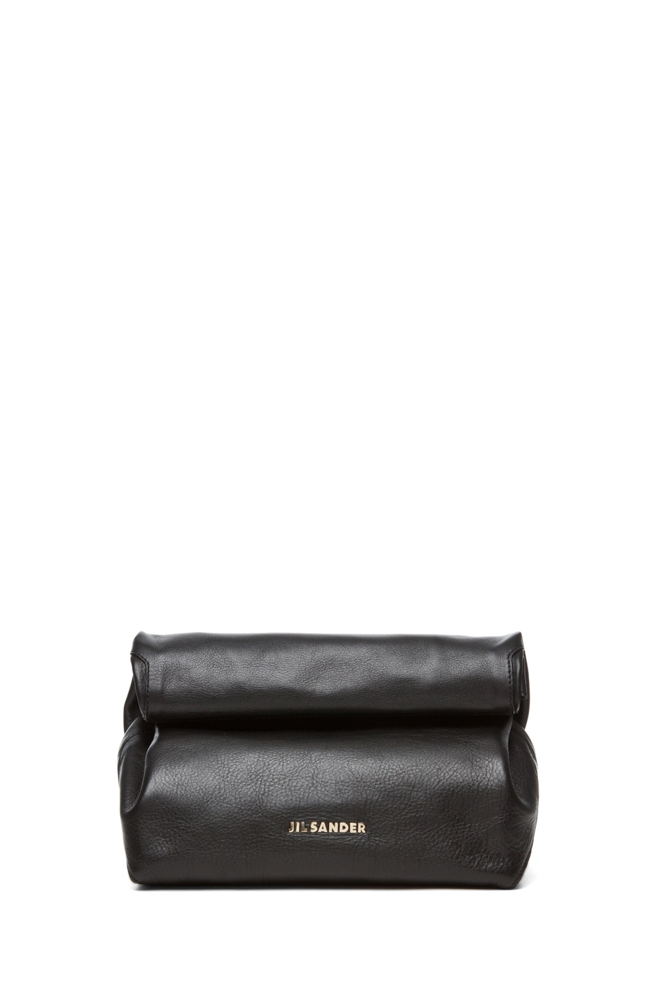 Image 1 of Jil Sander Milton Bag in Black