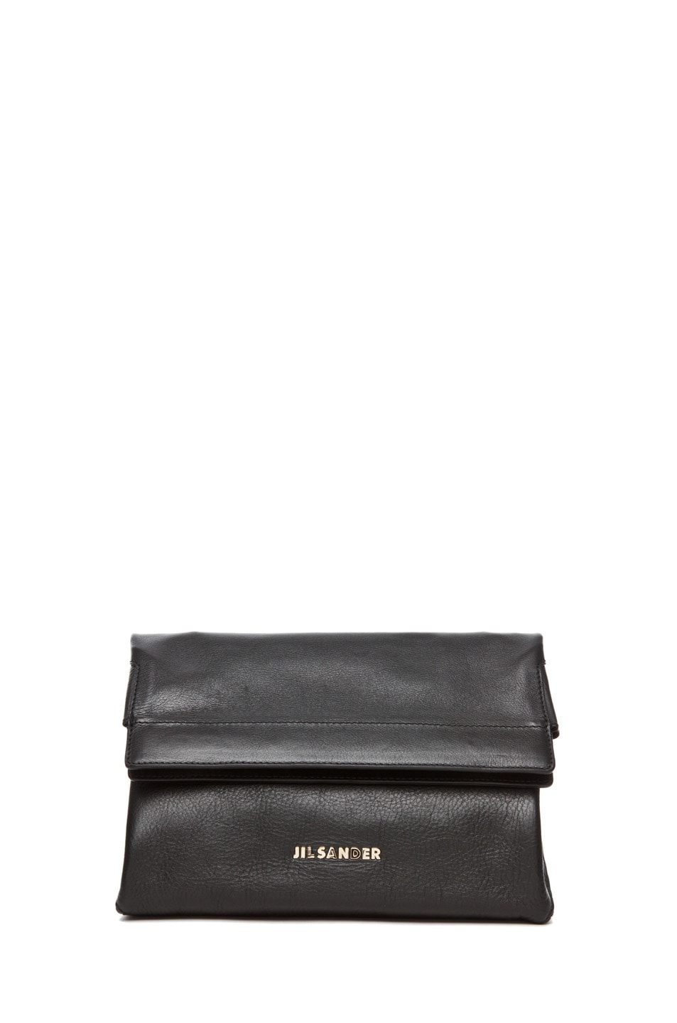 Image 2 of Jil Sander Milton Bag in Black
