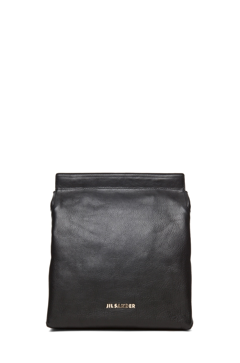 Image 6 of Jil Sander Milton Bag in Black