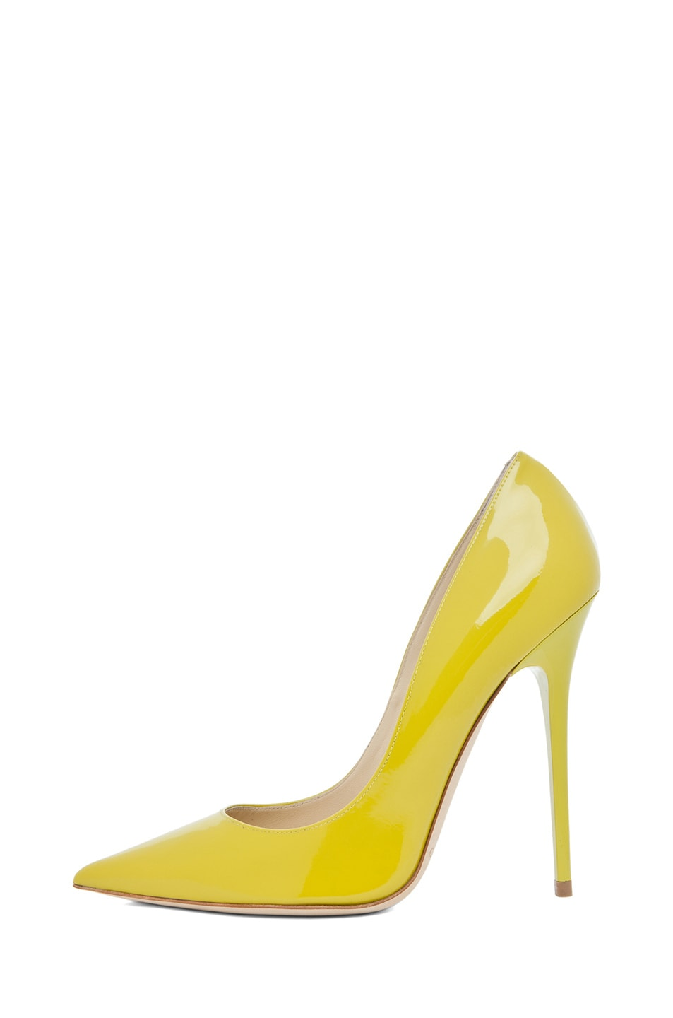 Image 1 of Jimmy Choo Anouk Pump in Citrine
