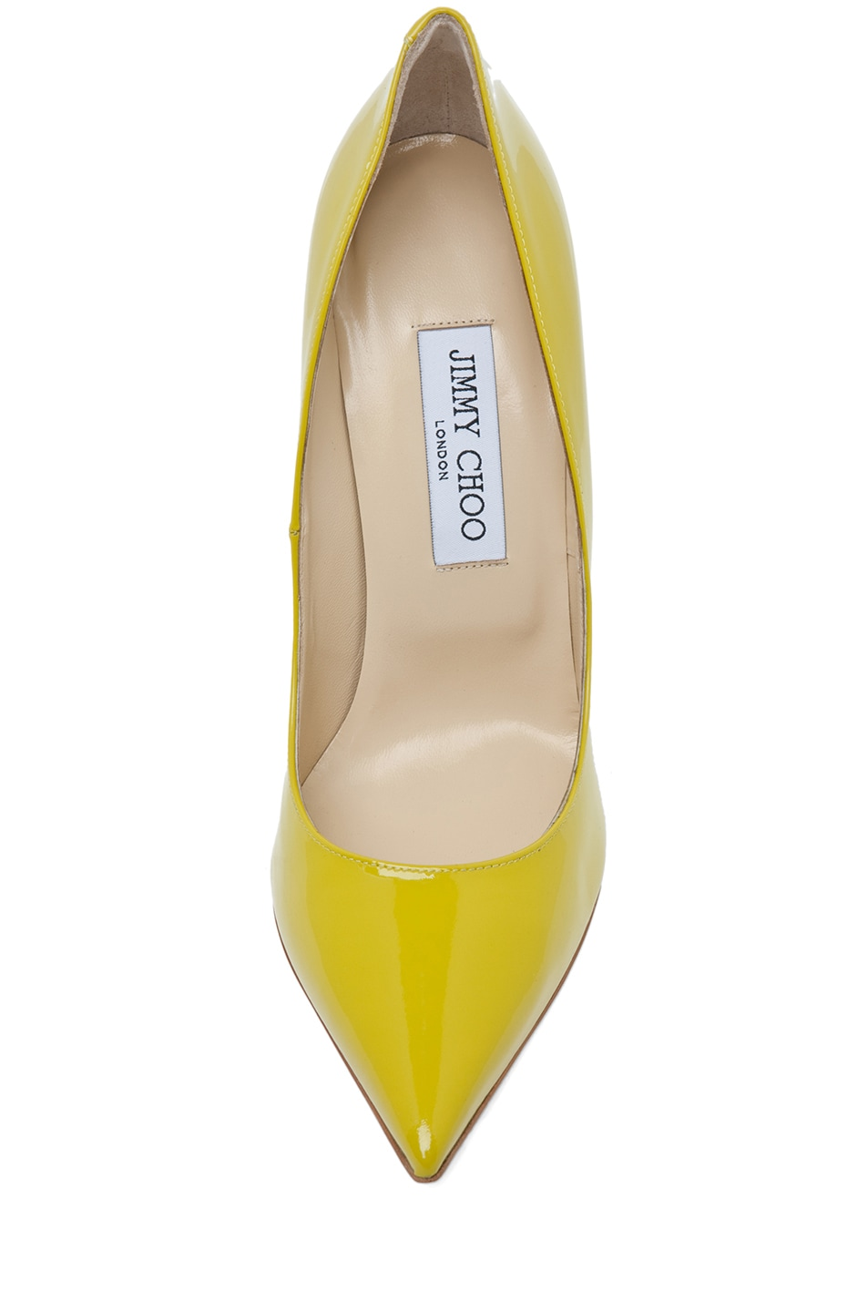 Image 4 of Jimmy Choo Anouk Pump in Citrine