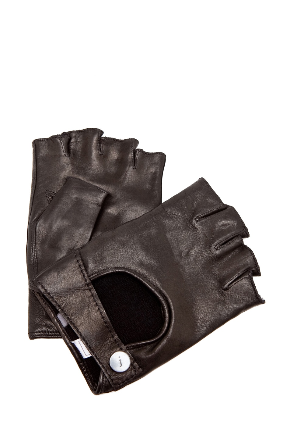 Fingerless Leather Gloves Men Fingerless Leather Gloves