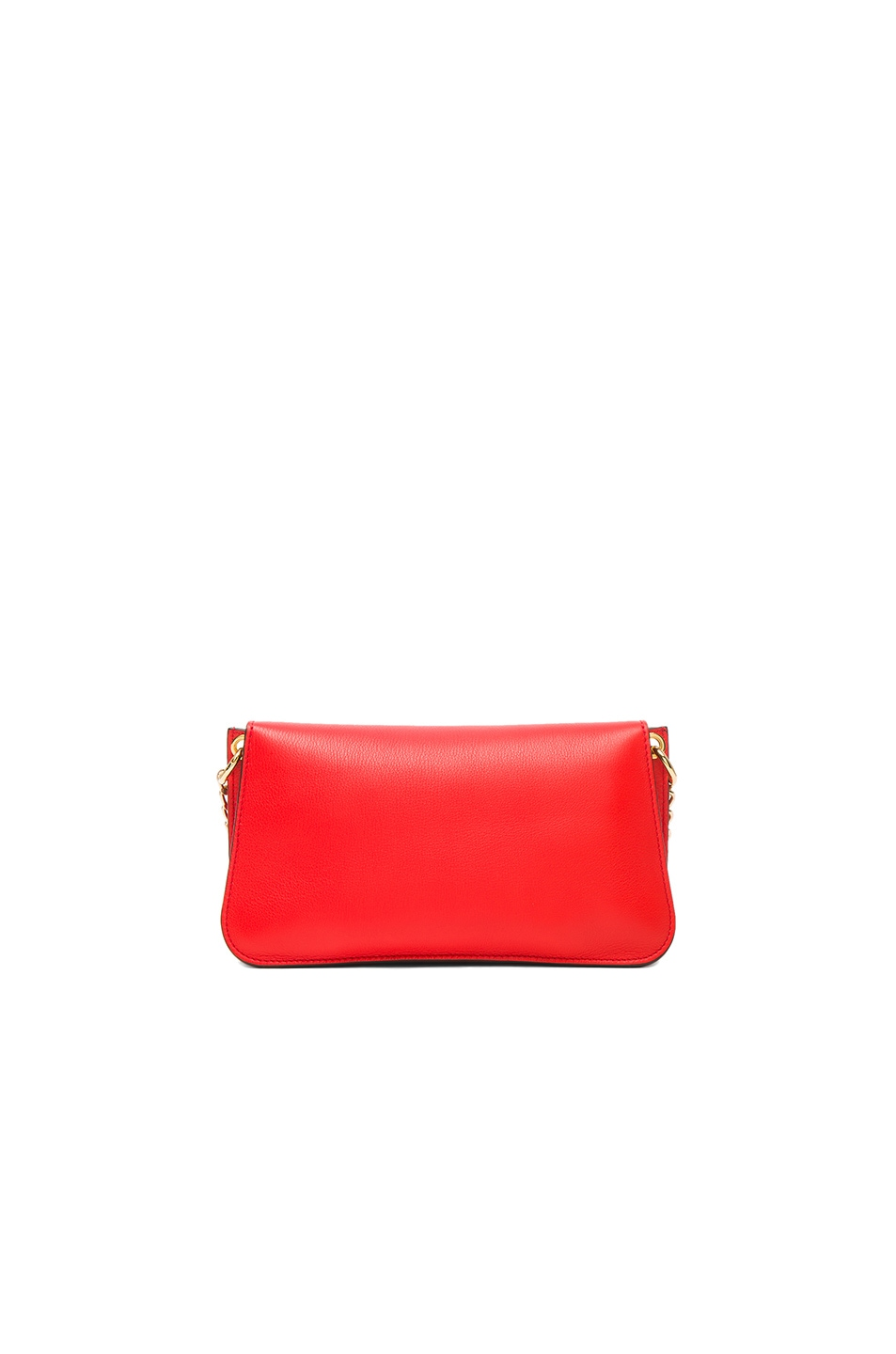 Image 2 of J.W. Anderson Small Pierce Bag in Scarlet