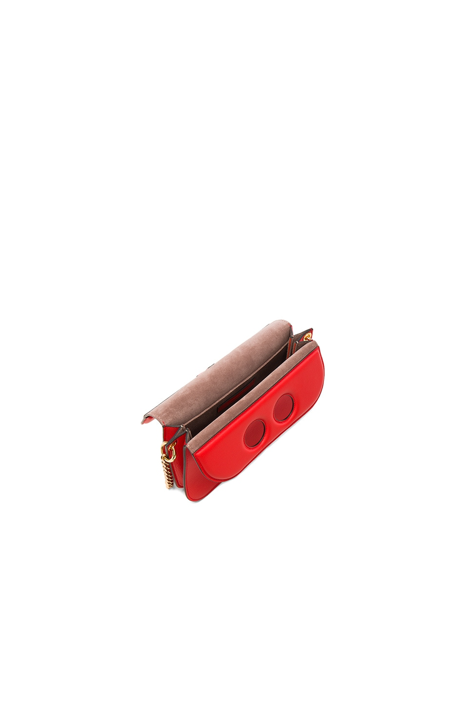 Image 4 of J.W. Anderson Small Pierce Bag in Scarlet
