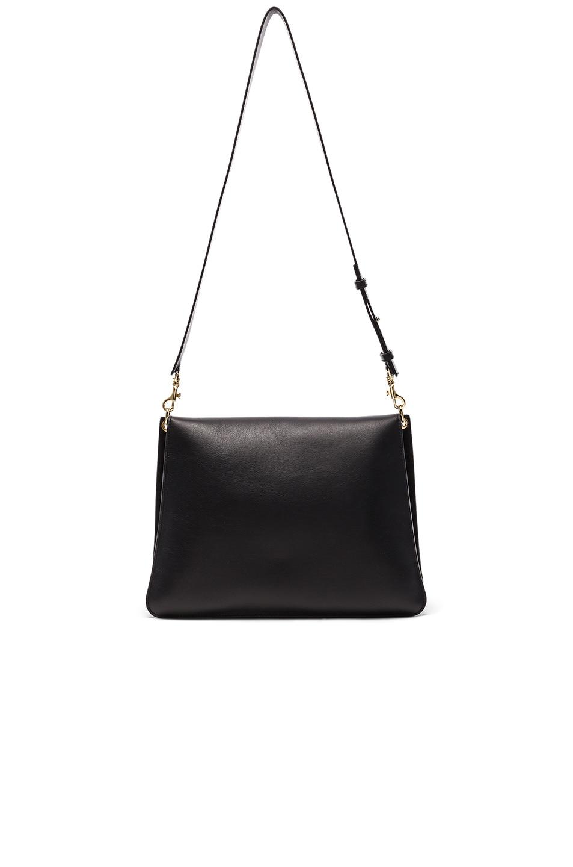 Image 2 of J.W. Anderson Large Pierce Bag in Black