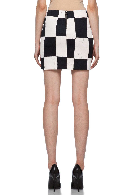 Image 4 of Kelly Wearstler Craft Skirt in Ink