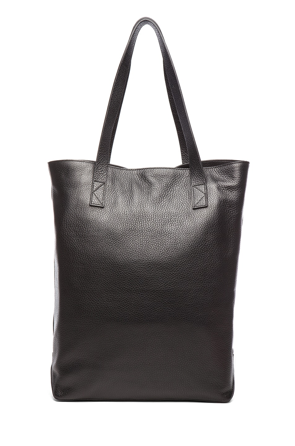 Image 2 of KENZO Leather Tiger Tote in Black