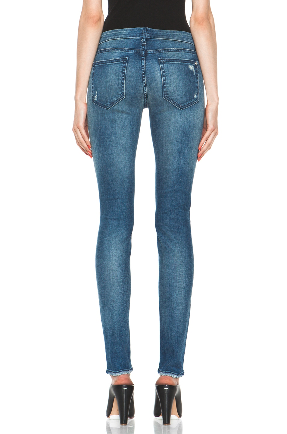 Image 4 of Koral Skinny in Medium Blue
