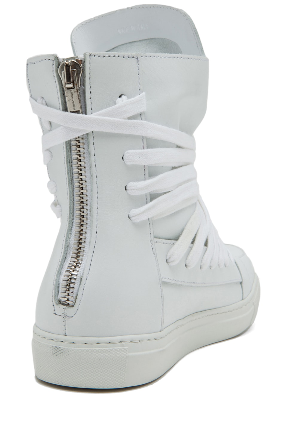 Image 3 of Kris Van Assche Laces Sneaker in White