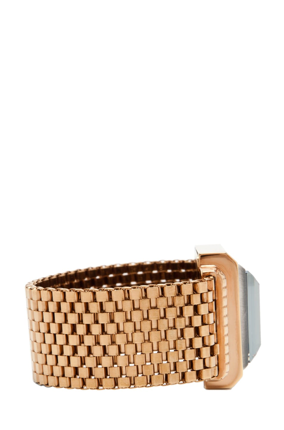 Image 2 of Lanvin Strass Bracelet in Gold
