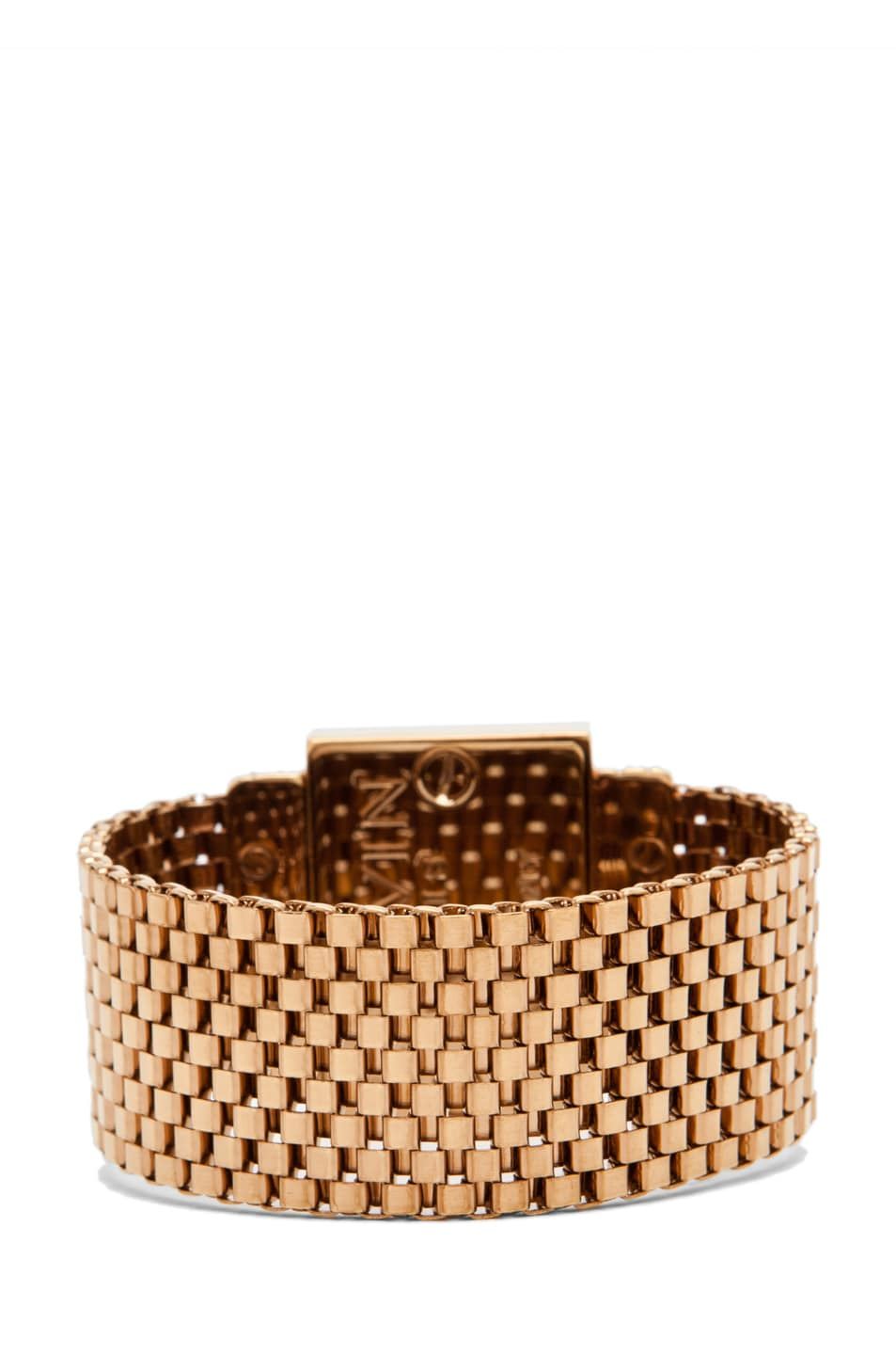 Image 3 of Lanvin Strass Bracelet in Gold