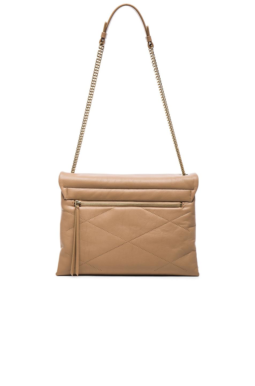Image 3 of Lanvin Medium Sugar Bag in Sand