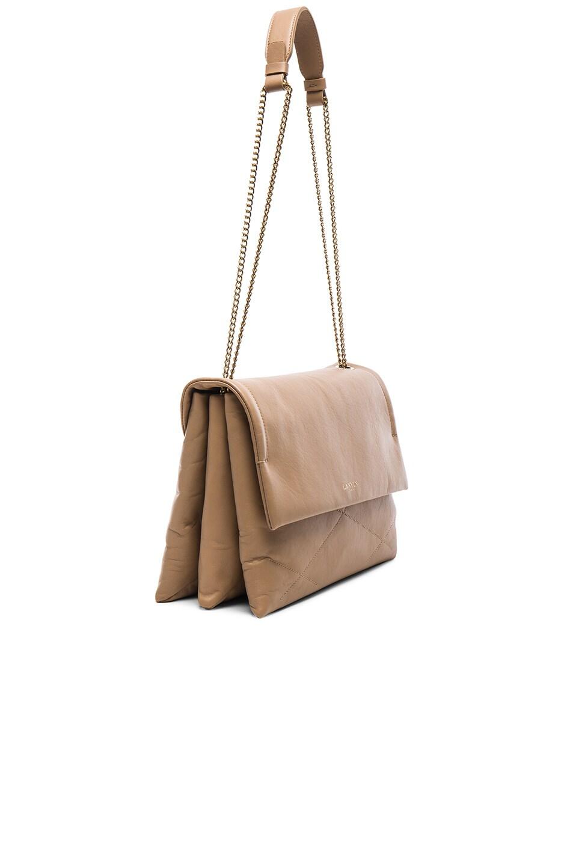 Image 4 of Lanvin Medium Sugar Bag in Sand