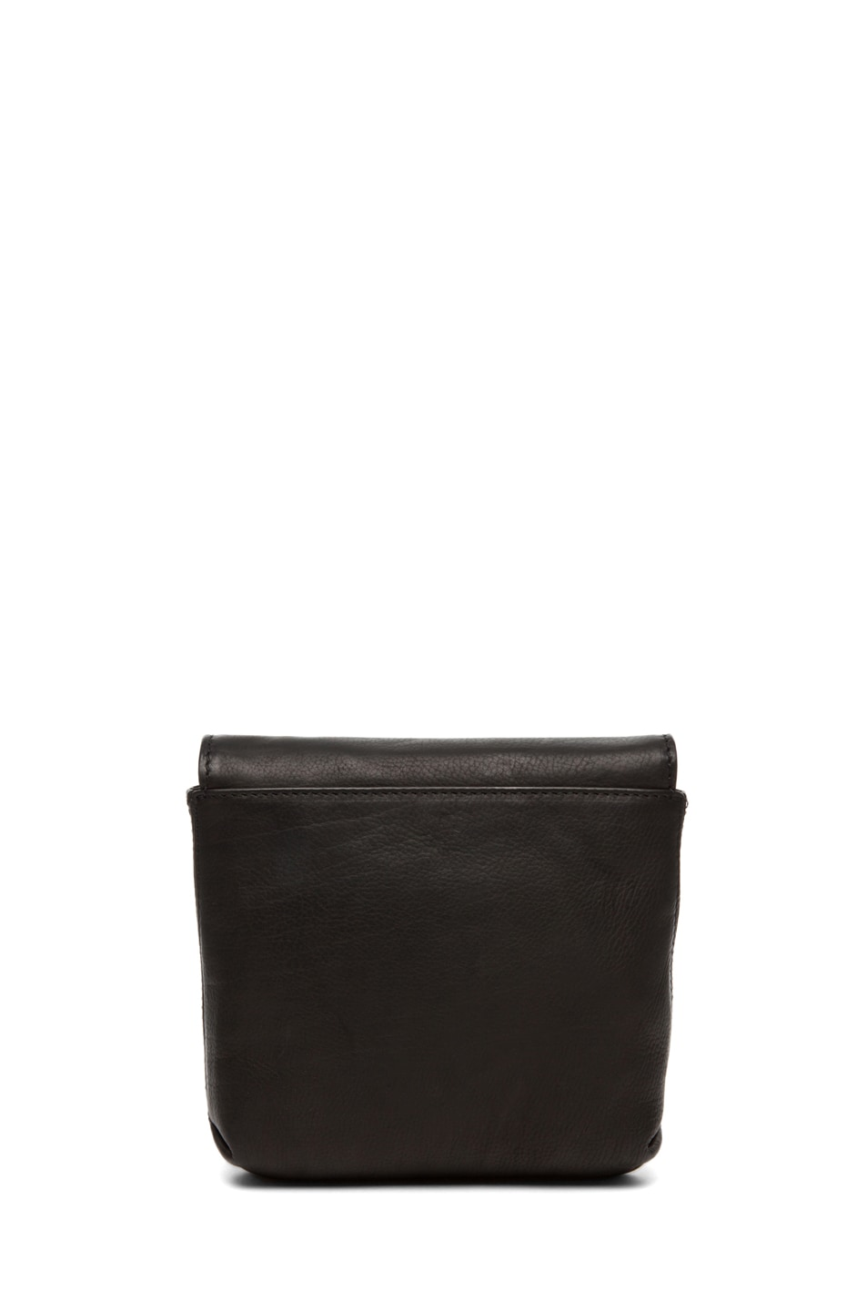 Image 2 of Lanvin Mini Pop Happy Crossover Bag in Black