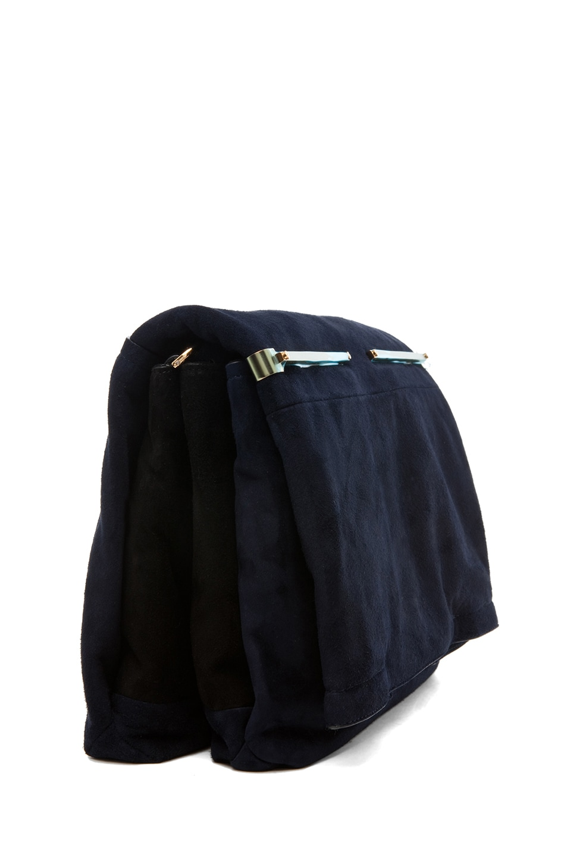 Lanvin Folding Shoulder Bag 120