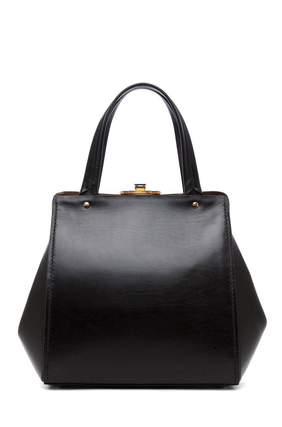 Image 1 of Lanvin Doctor Bag in Black