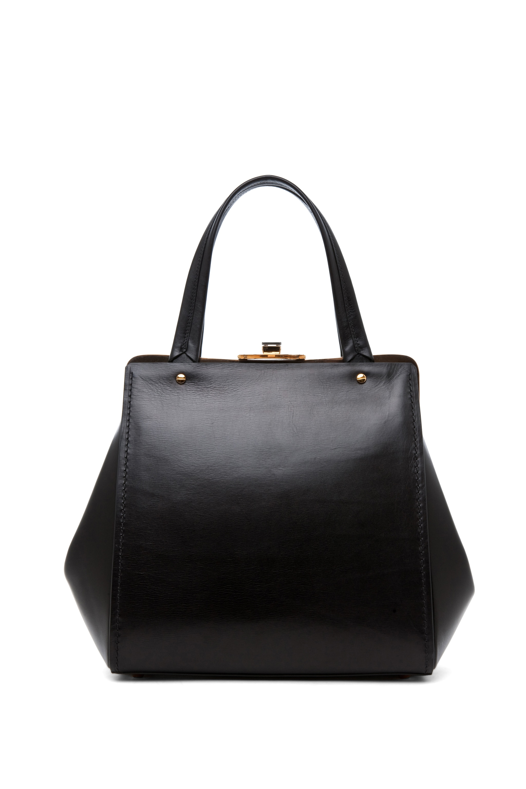 Image 2 of Lanvin Doctor Bag in Black