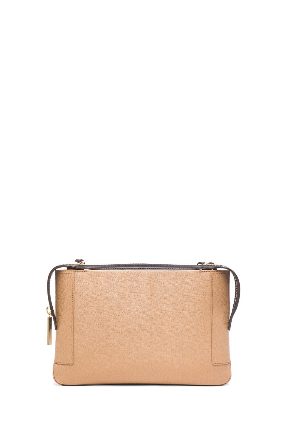 Image 2 of Lanvin Small Crossbody in Ivory