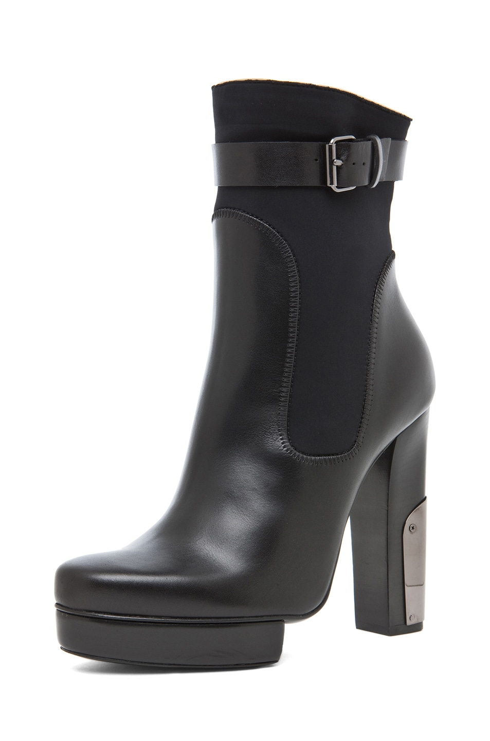 Image 2 of Lanvin Bootie in Black