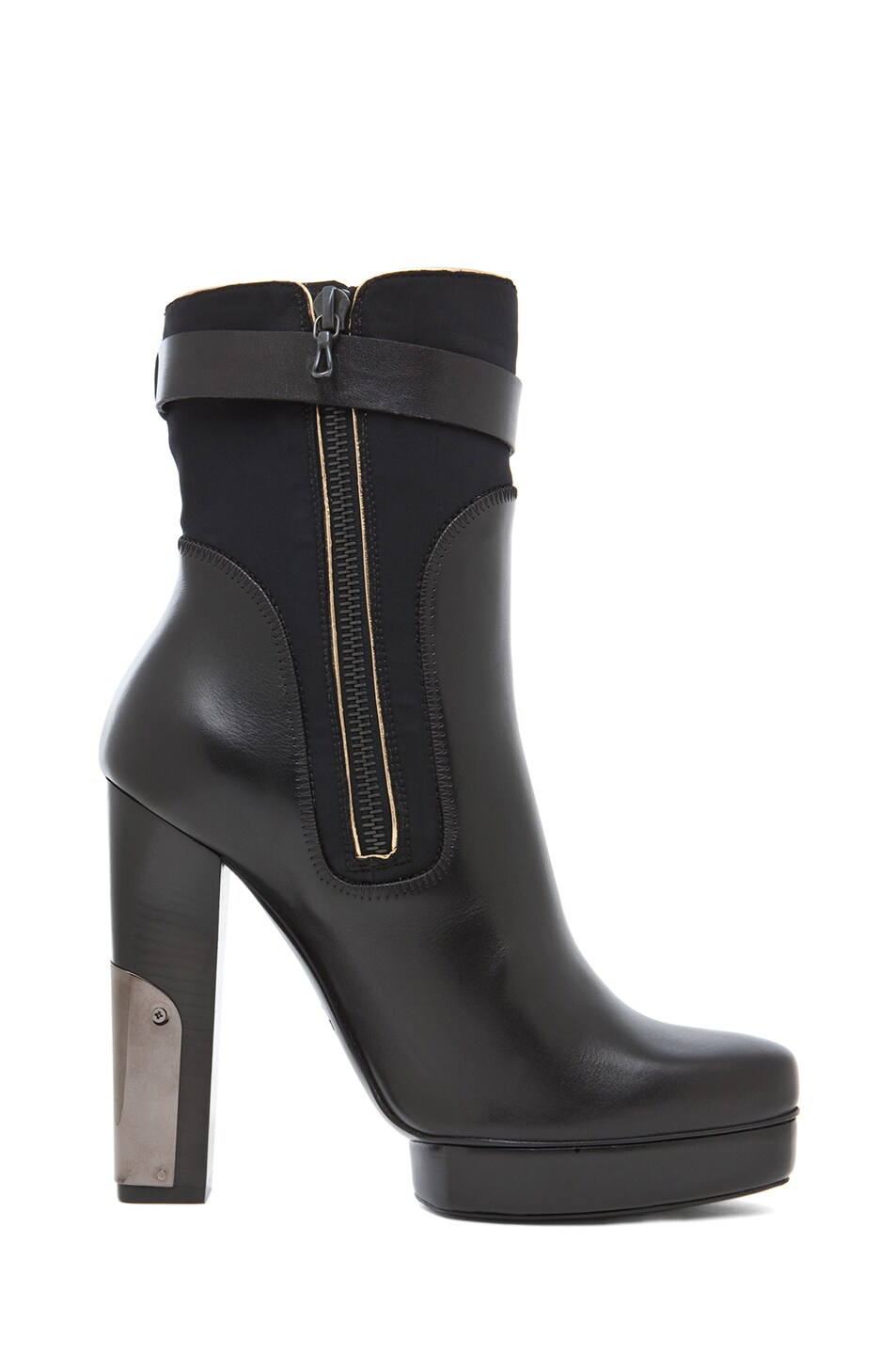 Image 5 of Lanvin Bootie in Black