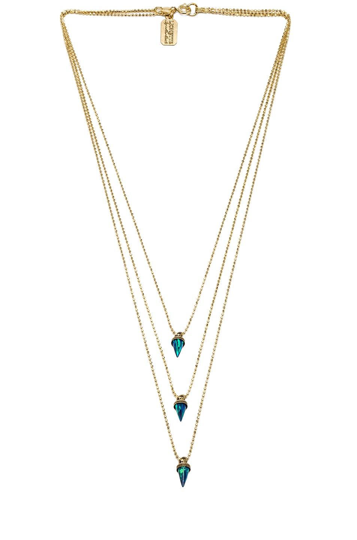 Image 1 of Lionette by Noa Sade Avish Necklace in Blue