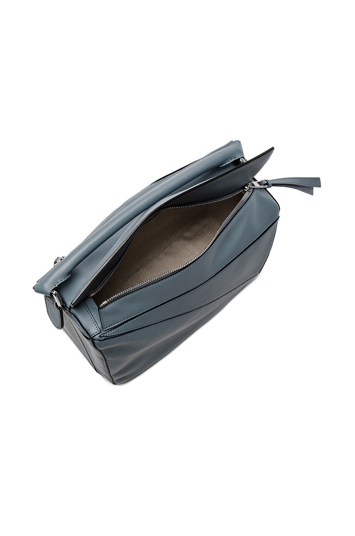 Image 5 of Loewe Puzzle Bag in Stone Blue