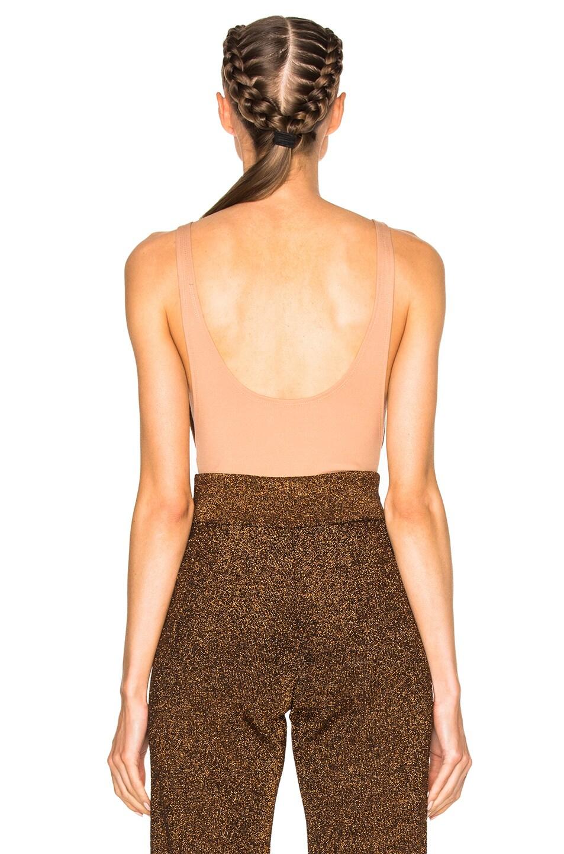 Image 5 of LPA 23 Bodysuit in Nude