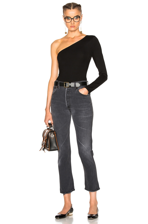 Image 6 of LPA Bodysuit 25 in Black