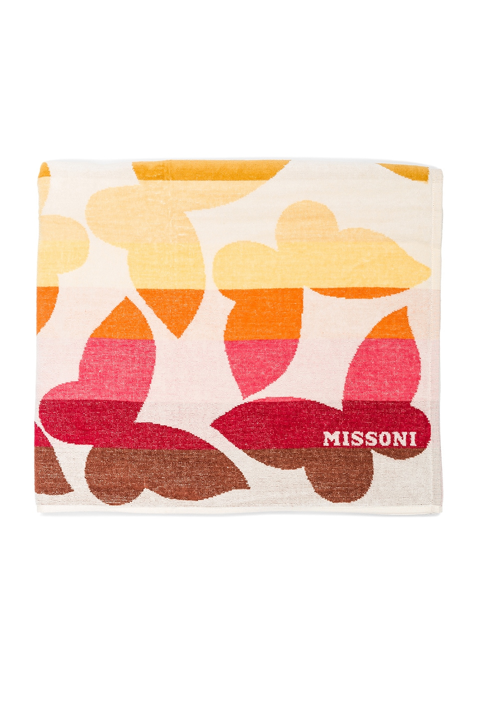 Image 2 of Missoni Home Jamelia Butterfly Beach Towel in Multi
