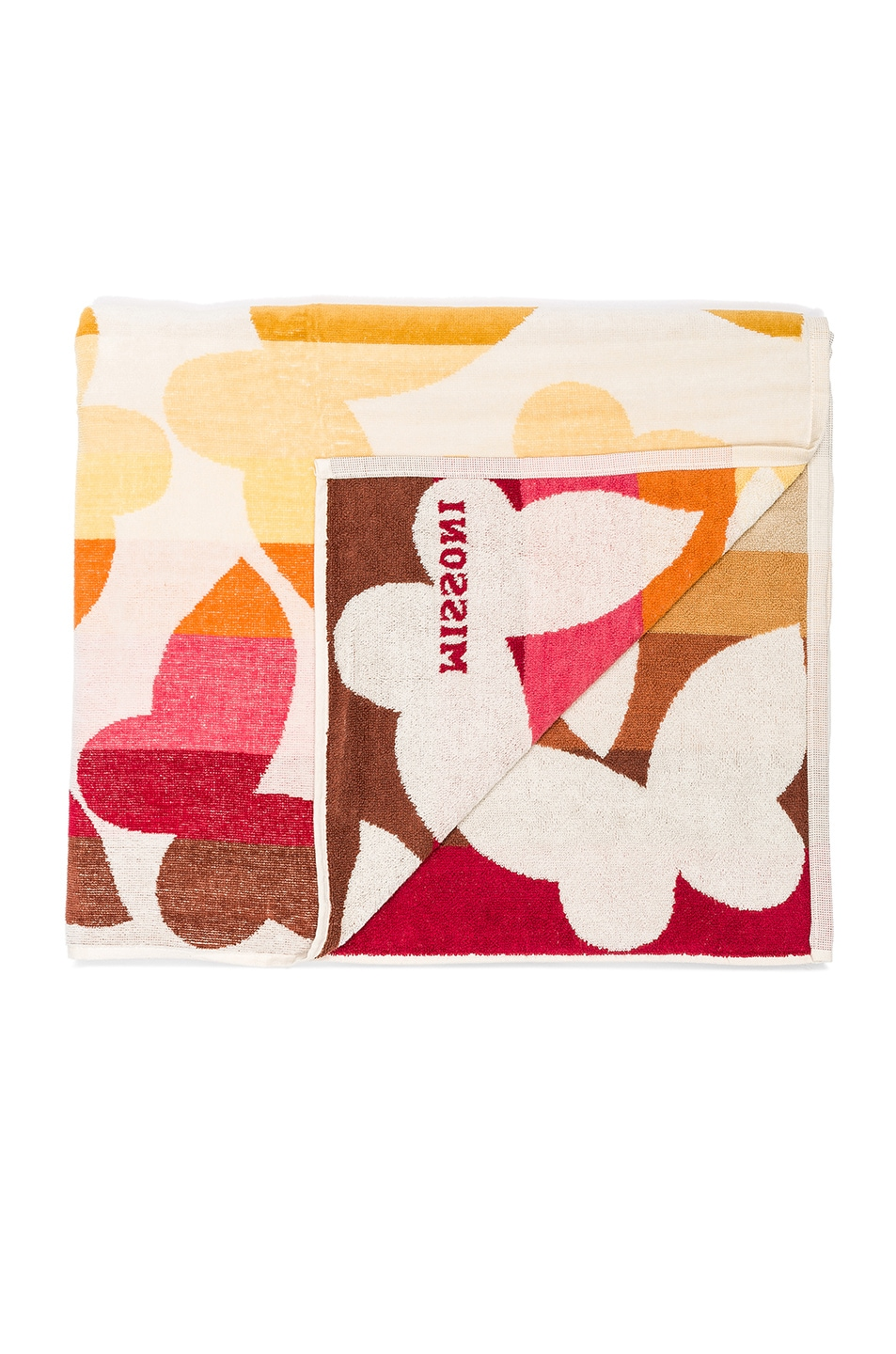 Image 3 of Missoni Home Jamelia Butterfly Beach Towel in Multi