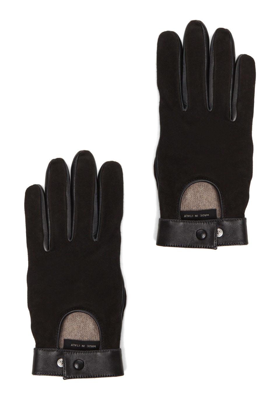Image 3 of Marc Jacobs Gloves in Black